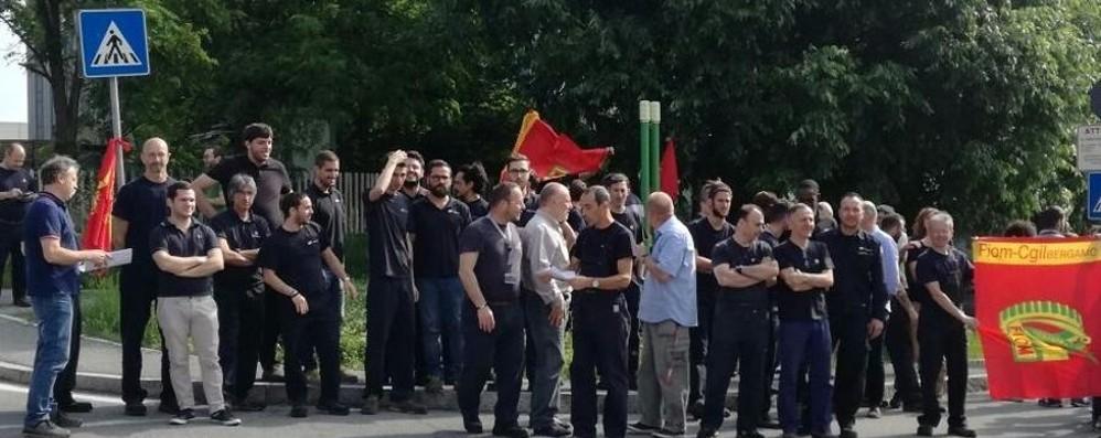Licenziata al ritorno dalla maternità Tutti i lavoratori in sciopero per solidarietà