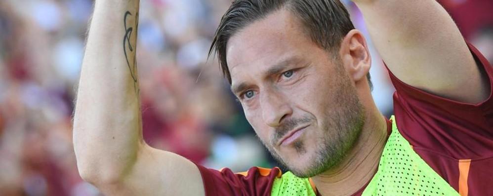Anche il Papu celebra Francesco Totti «Sempre nel nostro cuore, leggenda»