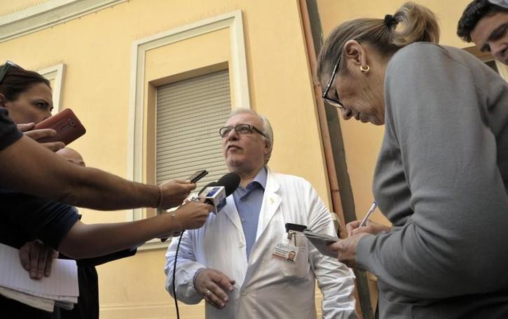 Il piccolo Francesco morto per un'otite Donati gli organi, salvati tre bambini