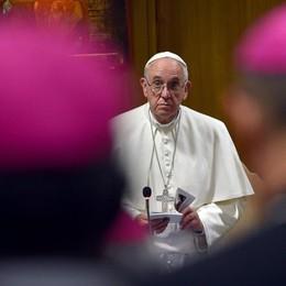 La dignità del lavoro Il Papa parla chiaro