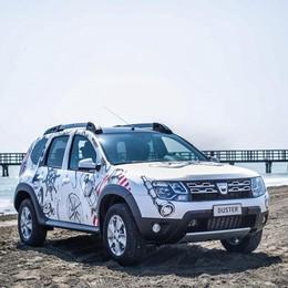 Dacia Duster Strongman in edizione extra limitata