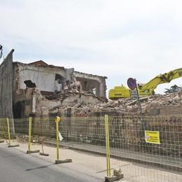 Montelungo, finite le demolizioni Aperto il bando per 3 milioni di euro