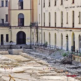 Sotto la Montelungo torna la storia e rispuntano i vecchi conventi