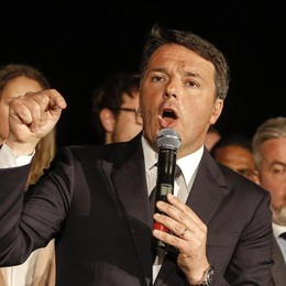 La rivincita di Renzi ha con sè molte spine