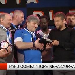 Parre, è Papu Gomez la Tigre Nerazzurra 2017