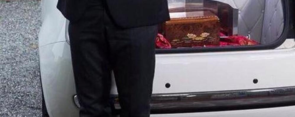 Ritrovata  la 500 rubata alle onoranze funebri