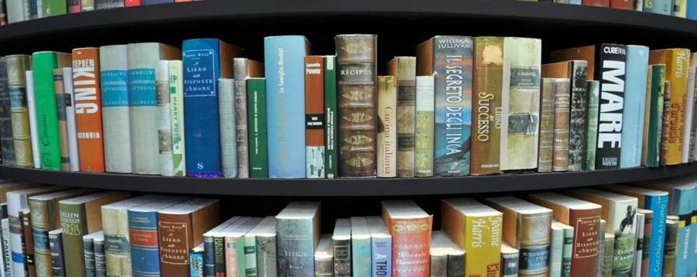 Una giornata con i libri (e col sorriso sulle labbra)