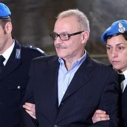 Vallanzasca, confermato l'ergastolo La Cassazione ha rigettato il ricorso