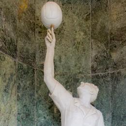 Bergamo celebra Rastelli Il signore dei giocolieri