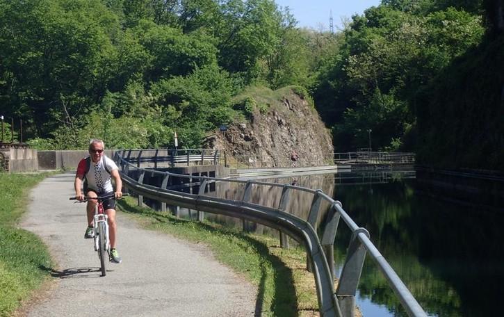 Scopriamo la ciclabile dell'Adda 17,5 chilometri in mezzo alla natura