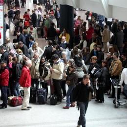 Aeroporti, è boom di passeggeri in Italia «Raddoppieranno nei prossimi 20 anni»