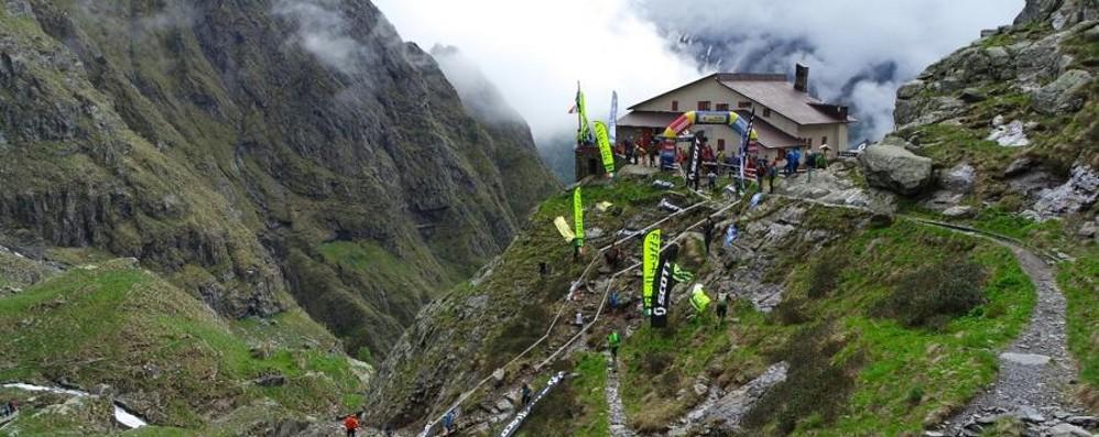 Orobie Vertical: da Valbondione al Coca Sfida per Ironman, mille metri di dislivello