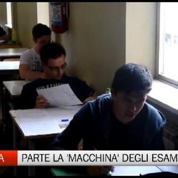 Scuola - Parte la 'macchina' degli esami
