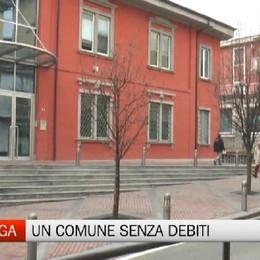 Gazzaniga, Comune senza debiti
