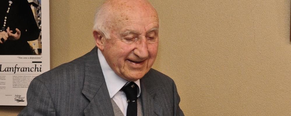 Bergamo dice addio a Salvo Parigi Presidente dell'Anpi fino al 2016