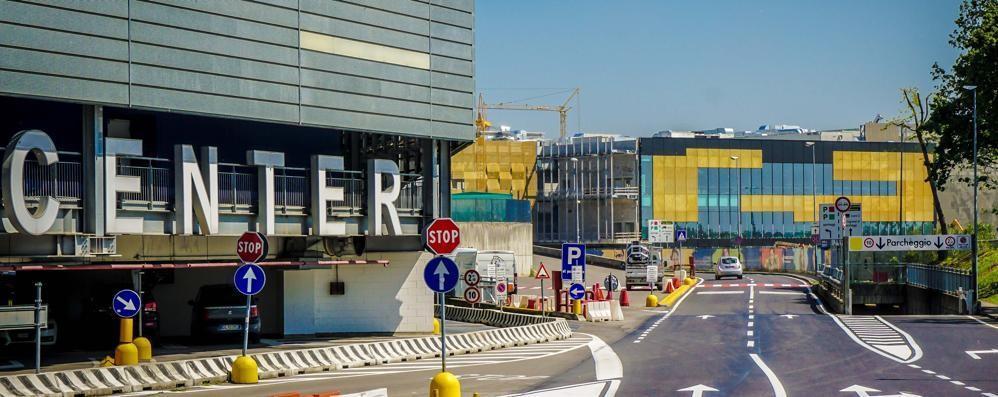 Oriocenter «Extension» quasi pronto A fine maggio l'apertura - Le novità