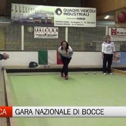 Bocce, gara nazionale a Canonica