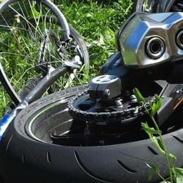 Donati gli organi del papà morto in moto Lunedì a Palosco l'addio a Francesco