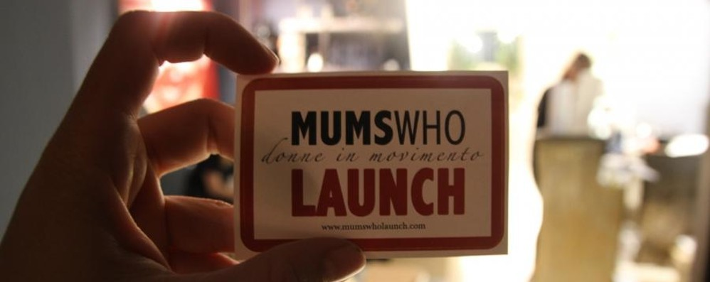 Nasce a Bergamo «Mums Who Launch»