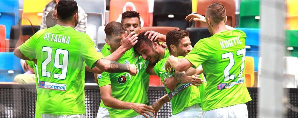 Atalanta stanca, a Udine solo un pari Un punto per continuare il sogno europeo