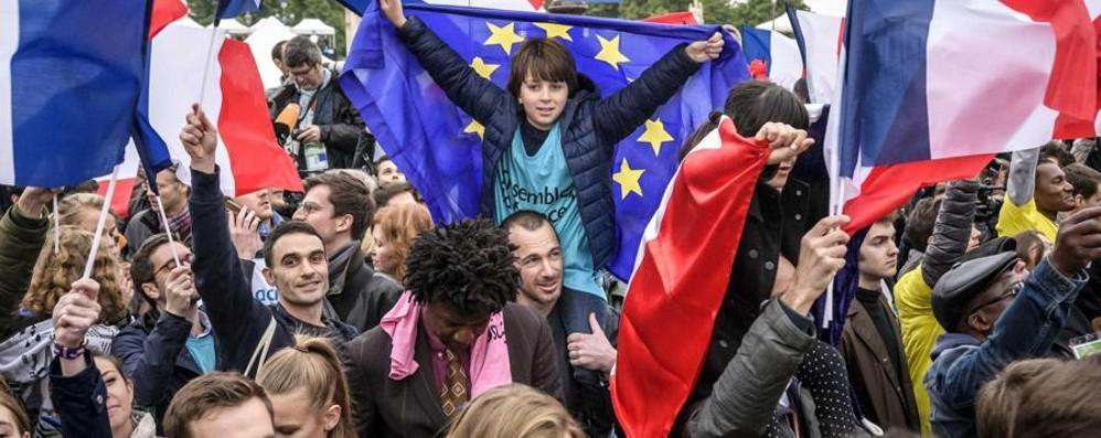 Elezioni in Francia, Macron presidente  «Nuova era di speranza e fiducia»