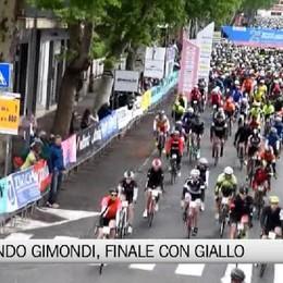 Granfondo Gimondi da record, ma con giallo finale