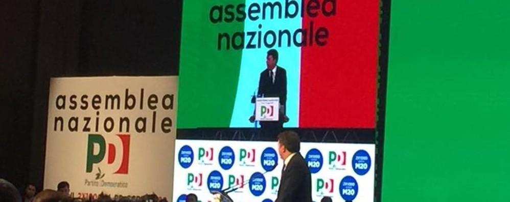 Pd, Matteo Renzi eletto segretario Martina suo vice, Misiani nella direzione