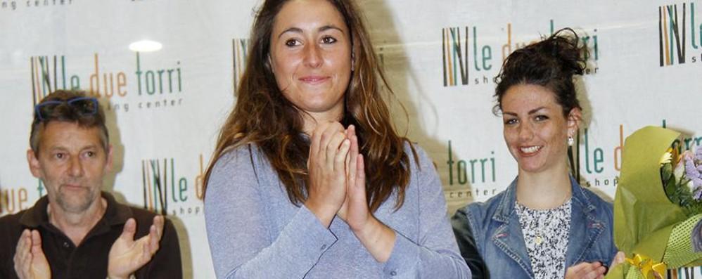 Sofia Goggia premiata dalla Fisi «Credeteci sempre e divertitevi»