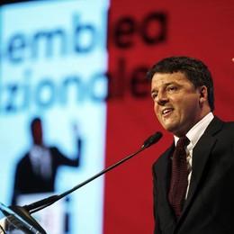 Renzi ritrova il potere perduto