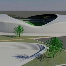 Atalanta-AlbinoLeffe, sfida per lo stadio Ecco il progetto seriano del 2010 - Foto