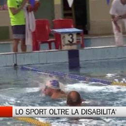 Csi - Dalmine: il nuoto oltre la disabilità