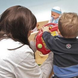 L'argilla come terapia ricreativa per i bambini del Papa Giovanni XXIII