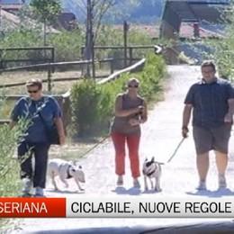 Valle Seriana, regolamento unico per la pista ciclabile
