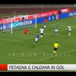 L'Atalanta in Nazionale, Petagna e Caldara in gol