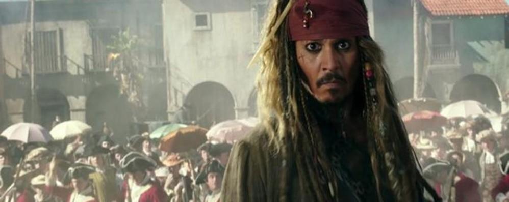 Orio, si parte coi «Pirati dei Caraibi»-Video Dal 26 maggio 14 sale e un maxi schermo