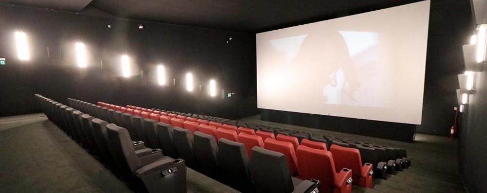 Uci Orio, viaggio nelle 14 nuove sale Cinema «Big, unique» e davvero comodo