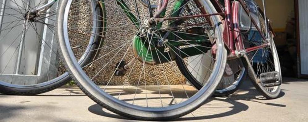 Due ruote per studiare lontano A Dalmine c'è «La Biciclettata»