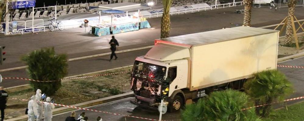I terroristi della strage di Londra cercavano un Tir come quello di Nizza