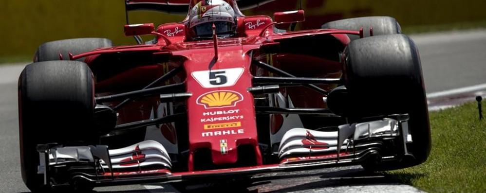 Montreal, Hamilton in pole poi Vettel Emozione per Kubica che sogna il rientro