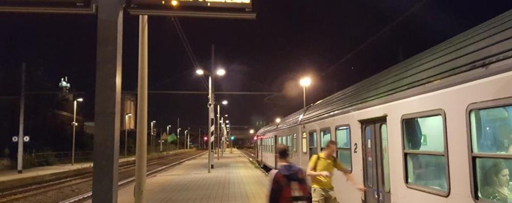Rapinatore seriale, agiva sui treni Treviglio, arrestato 34enne