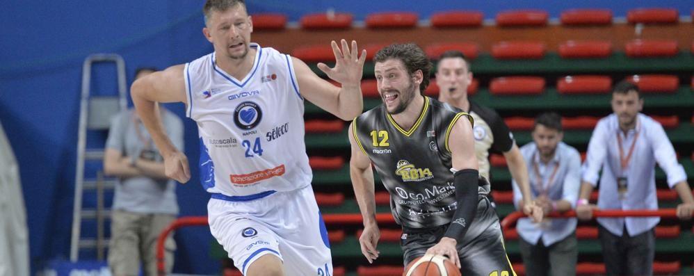 Basket. Comark, la stagione «flop» di una squadra costruita per vincere