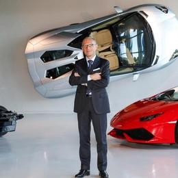 Paolo Poma, un bergamasco ai vertici di Lamborghini