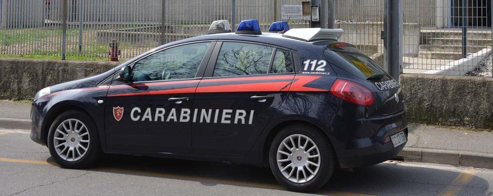 Campo nomadi di Romano di Lombardia Controlli in atto dei carabinieri