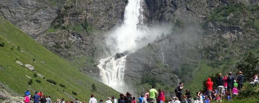 Domenica aprono le cascate del Serio Una lunga storia tutta da scoprire - Video