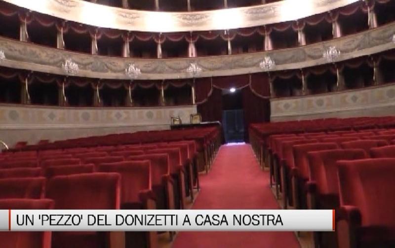 In vendita le poltrone del teatro donizetti video bergamo for Vendita poltrone