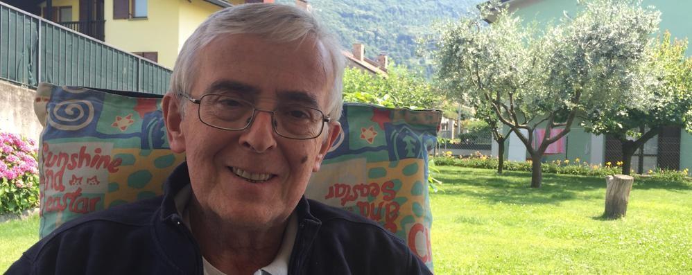 La passione, il coma e la vittoria Ecco Ferrari, primo sindaco grillino