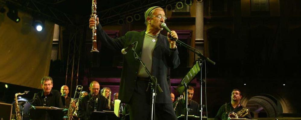 Sting, Bollani, Dalla: musica in immagini Foto «bergamasche» in mostra a Perugia