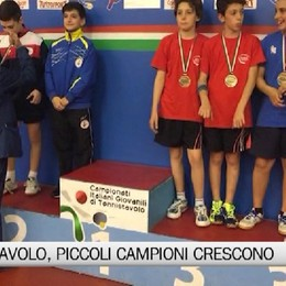 Tennis Tavolo, Thomas vicecampione italiano Cat. Ragazzi