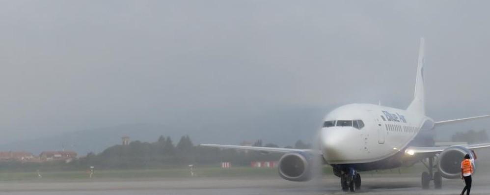 Nuovo volo per la Romania  Blue Air collega Orio a Iasi