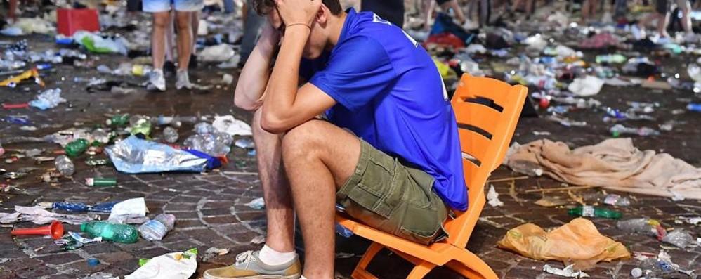 Torino, in fin di vita la donna schiacciata nella calca di piazza San Carlo